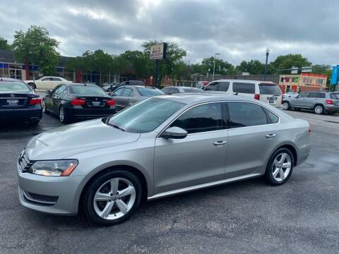 2012 Volkswagen Passat for sale at BWK of Columbia in Columbia SC