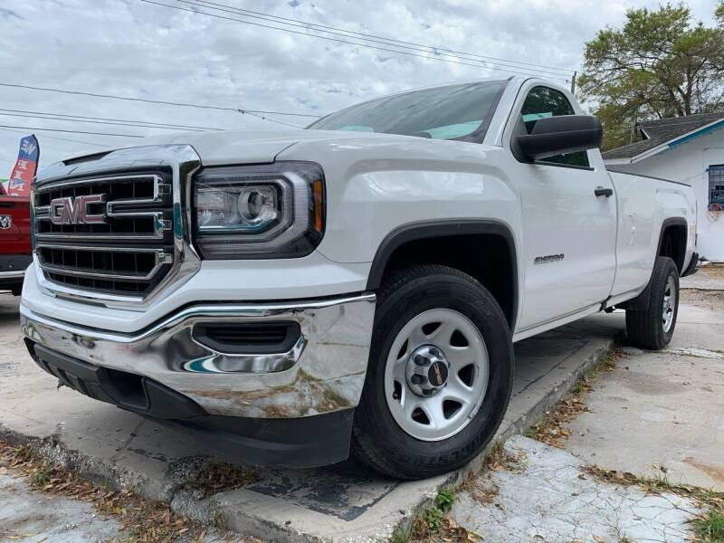 2018 GMC Sierra 1500 for sale at Always Approved Autos in Tampa FL