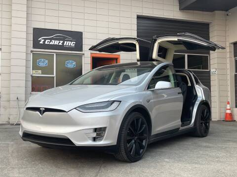 2016 Tesla Model X for sale at Z Carz Inc. in San Carlos CA