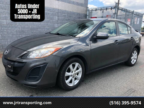 2010 Mazda MAZDA3 for sale at Autos Under 5000 + JR Transporting in Island Park NY