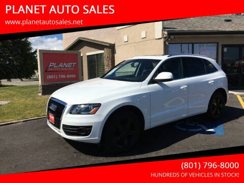 2010 Audi Q5 for sale at PLANET AUTO SALES in Lindon UT