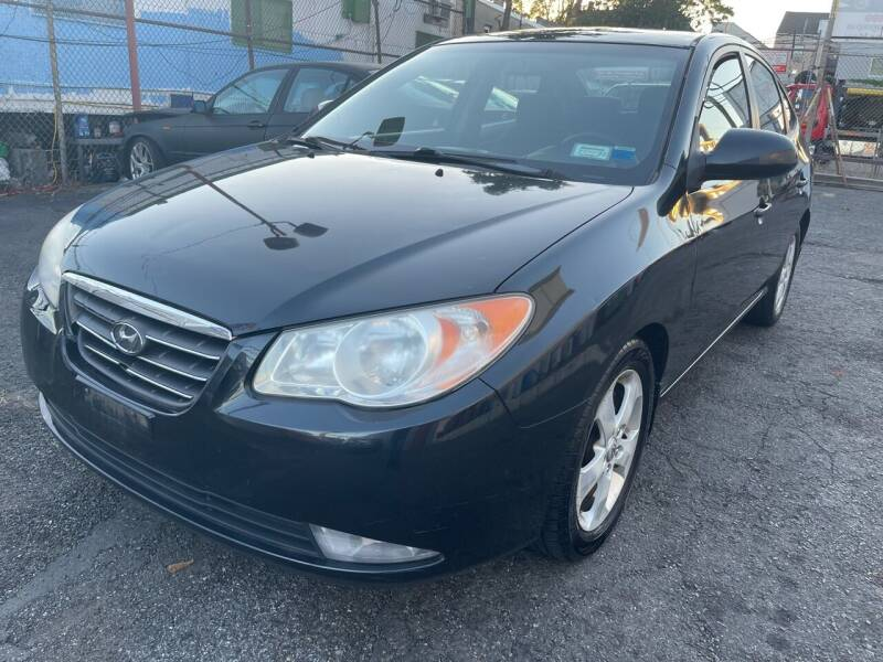 2008 Hyundai Elantra for sale at North Jersey Auto Group Inc. in Newark NJ