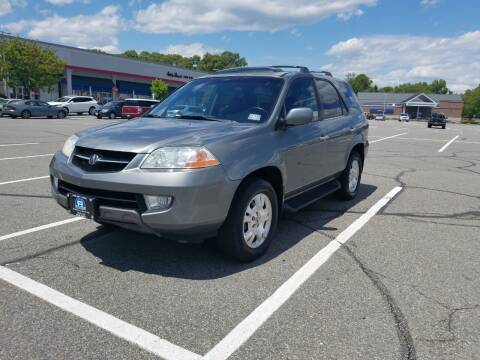 2001 Acura MDX for sale at B&B Auto LLC in Union NJ