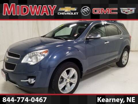 2012 Chevrolet Equinox for sale at Heath Phillips in Kearney NE