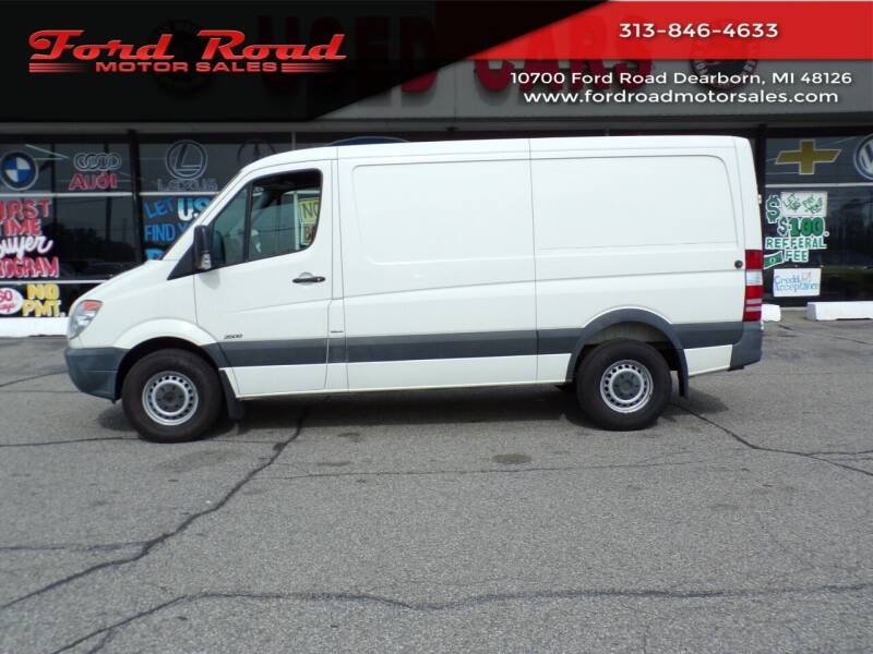 2013 Mercedes-Benz Sprinter Cargo for sale at Ford Road Motor Sales in Dearborn MI
