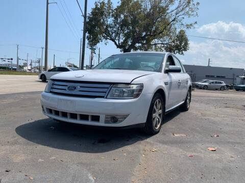 2008 Ford Taurus for sale at YID Auto Sales in Hollywood FL