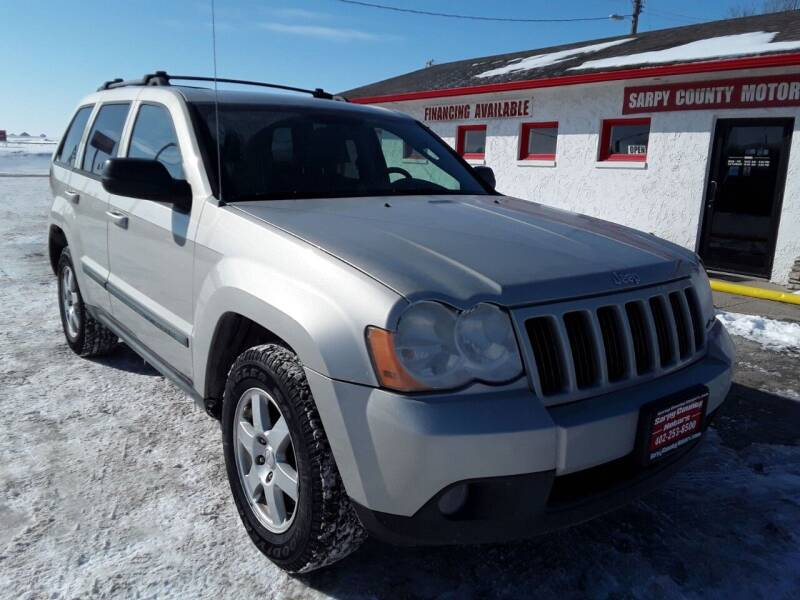 2008 Jeep Grand Cherokee for sale at Sarpy County Motors in Springfield NE