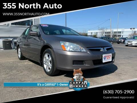 2006 Honda Accord for sale at 355 North Auto in Lombard IL