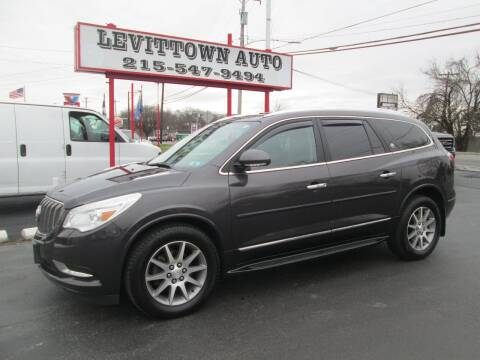 2016 Buick Enclave for sale at Levittown Auto in Levittown PA