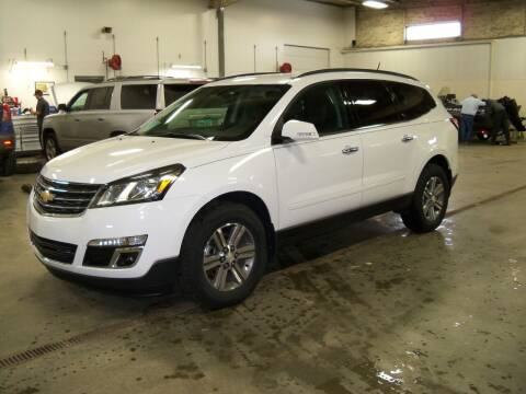 2017 Chevrolet Traverse for sale at Tyndall Motors in Tyndall SD