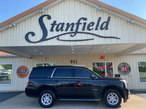 2019 GMC Yukon for sale at Stanfield Auto Sales in Greenfield IN