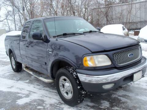 1999 Ford F-150 for sale at Country Side Car Sales in Elk River MN