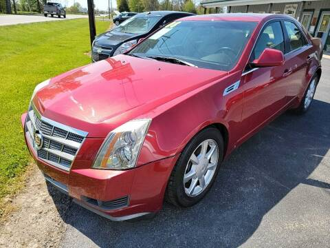 2008 Cadillac CTS for sale at Pack's Peak Auto in Hillsboro OH