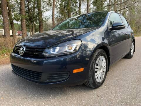 2012 Volkswagen Golf for sale at Next Autogas Auto Sales in Jacksonville FL
