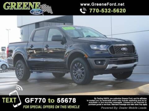 2020 Ford Ranger for sale at Nerd Motive, Inc. - NMI in Atlanta GA