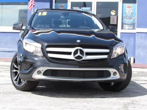 2015 Mercedes-Benz GLA for sale at VIP AUTO ENTERPRISE INC. in Orlando FL