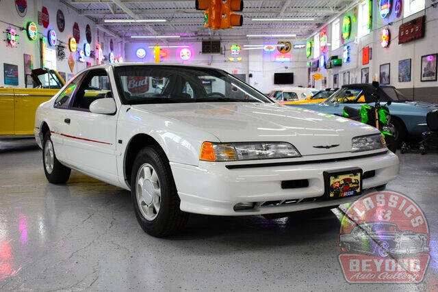 1993 Ford Thunderbird for sale at Classics and Beyond Auto Gallery in Wayne MI
