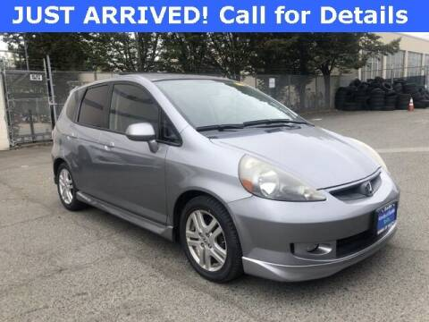 2008 Honda Fit for sale at Honda of Seattle in Seattle WA