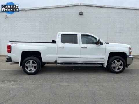 2016 Chevrolet Silverado 2500HD for sale at Smart Chevrolet in Madison NC