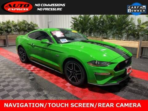 2019 Ford Mustang for sale at Auto Express in Lafayette IN