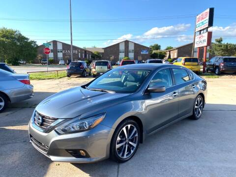 2016 Nissan Altima for sale at Car Gallery in Oklahoma City OK