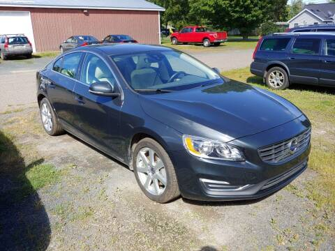 2016 Volvo S60 for sale at Strandbergs Auto Inc in Centuria WI