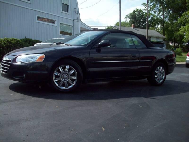 2006 Chrysler Sebring for sale at Whitney Motor CO in Merriam KS