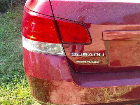 2012 Subaru Legacy for sale at Tiger Auto Sales in Columbus OH