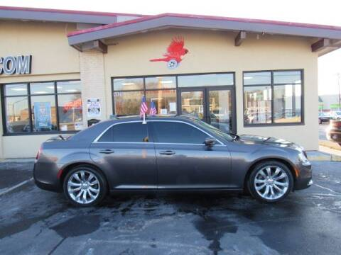 2017 Chrysler 300 for sale at Cardinal Motors in Fairfield OH