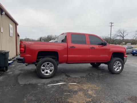 2014 Chevrolet Silverado 1500 for sale at Bam Auto Sales in Azle TX