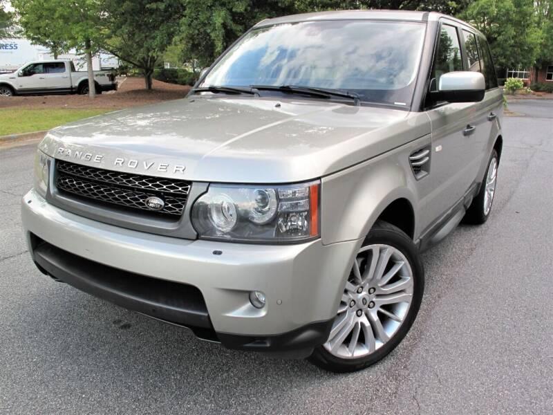 2011 Land Rover Range Rover Sport for sale at Top Rider Motorsports in Marietta GA