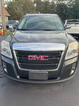 2013 GMC Terrain for sale at Right Choice Automotive in Rochester NY