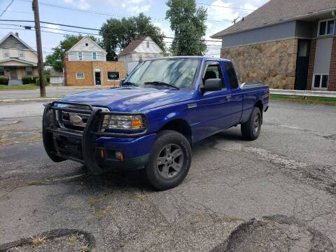 2006 Ford Ranger for sale at USA AUTO WHOLESALE LLC in Cleveland OH