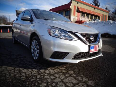 2017 Nissan Sentra for sale at Quickway Exotic Auto in Bloomingburg NY