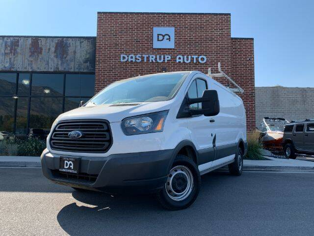 2015 Ford Transit Cargo for sale at Dastrup Auto in Lindon UT