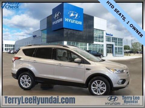 2018 Ford Escape for sale at Terry Lee Hyundai in Noblesville IN