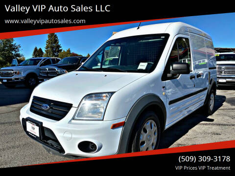 2013 Ford Transit Connect for sale at Valley VIP Auto Sales LLC - Valley VIP Auto Sales - E Sprague in Spokane Valley WA