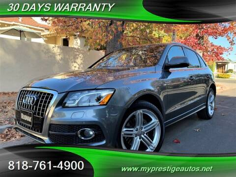 2012 Audi Q5 for sale at Prestige Auto Sports Inc in North Hollywood CA
