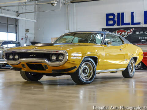 1971 Plymouth GTX for sale at Bill Kay Corvette's and Classic's in Downers Grove IL