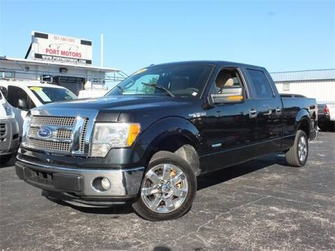 2014 Ford F-150 for sale at Automotive Credit Union Services in West Palm Beach FL