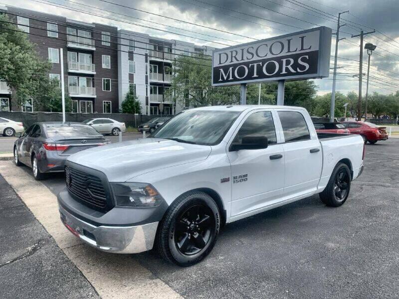 2016 RAM Ram Pickup 1500 for sale in Austin, TX