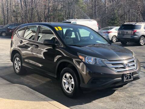 2013 Honda CR-V for sale at Elite Auto Sales in North Dartmouth MA