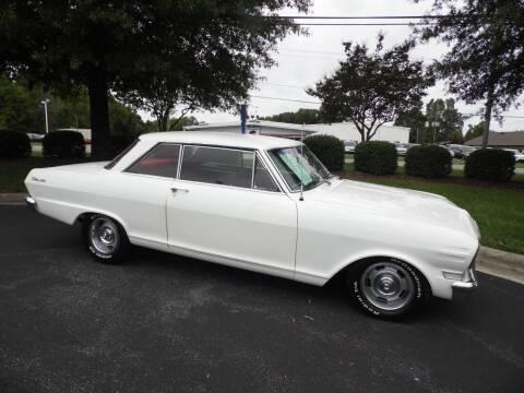1963 Chevrolet Nova for sale at Carolina Classics & More in Thomasville NC