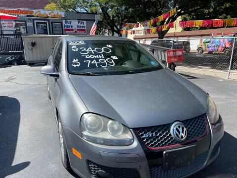 2008 Volkswagen GTI for sale at Chambers Auto Sales LLC in Trenton NJ