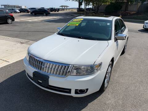 2008 Lincoln MKZ for sale at Quincy Shore Automotive in Quincy MA
