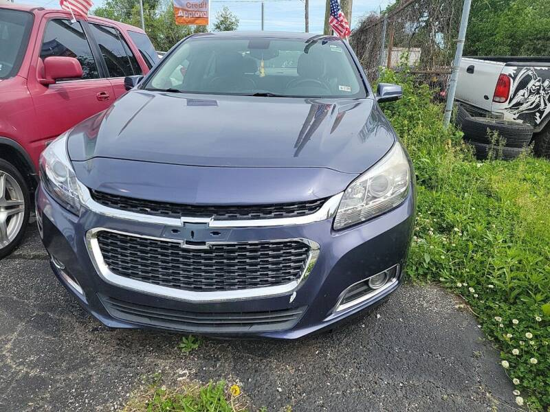 2014 Chevrolet Malibu for sale at Auction Buy LLC in Wilmington DE