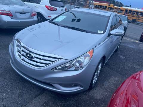 2011 Hyundai Sonata for sale at SNS AUTO SALES in Seattle WA