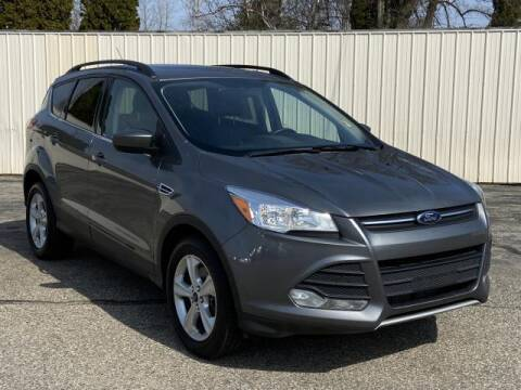 2014 Ford Escape for sale at Miller Auto Sales in Saint Louis MI