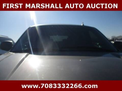 2007 Chevrolet Tahoe for sale at First Marshall Auto Auction in Harvey IL