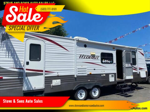 2011 Keystone Hideout for sale at Steve & Sons Auto Sales in Happy Valley OR
